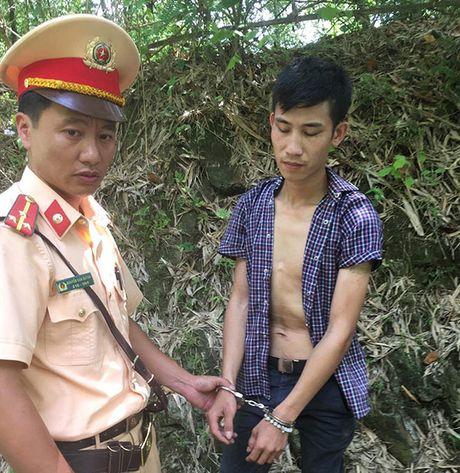 Van chuyen 49 vien hong phien tu Lao ve de ban - Anh 1