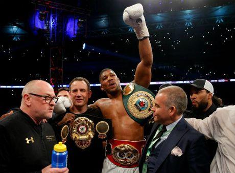 Vua boxing, Joshua - Klitschko tap 2: Danh du & 200 trieu do - Anh 1