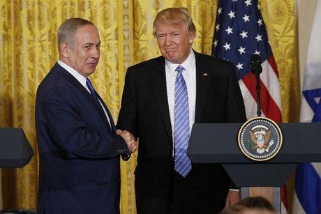 Thong tin toi mat ma Tong thong Trump tiet lo cho Nga la tu Israel? - Anh 1