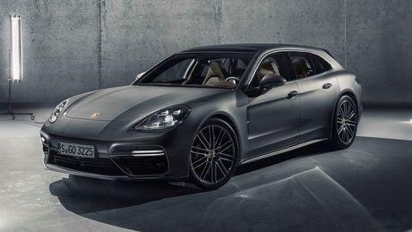 Porsche Panamera moi so huu cong nghe vao cua 'cuc ngot' - Anh 1