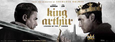 Danh gia phim Huyen Thoai Vua Arthur: chua tung co vi vua nao uy mi den the - Anh 1