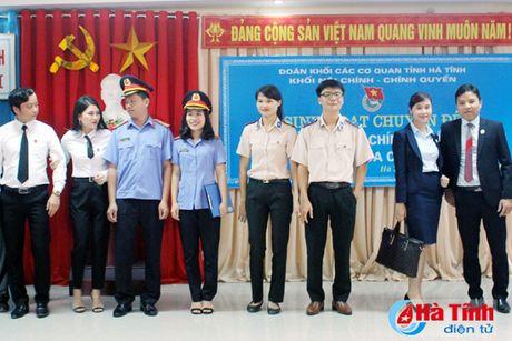 Tuoi tre Khoi Noi chinh - Chinh quyen voi van hoa cong so - Anh 2