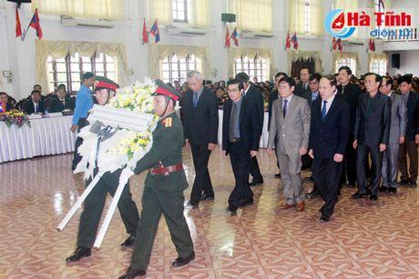 Cau sieu cho liet sy quan tinh nguyen, chuyen gia Viet Nam hy sinh tai Lao - Anh 2