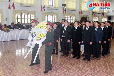 Cau sieu cho liet sy quan tinh nguyen, chuyen gia Viet Nam hy sinh tai Lao - Anh 3