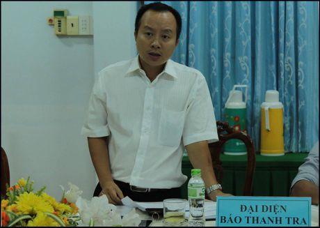 """Khong co chuyen """"em"""" ho so sai pham - Anh 4"""