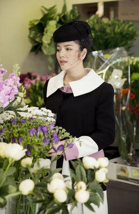 Ly Nha Ky dep quy phai toi vieng mo Cong nuong Grace Kelly - Anh 4