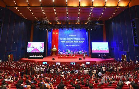 31 doanh nghiep Nghe An truc tiep du hoi nghi gap Thu tuong Chinh phu - Anh 1