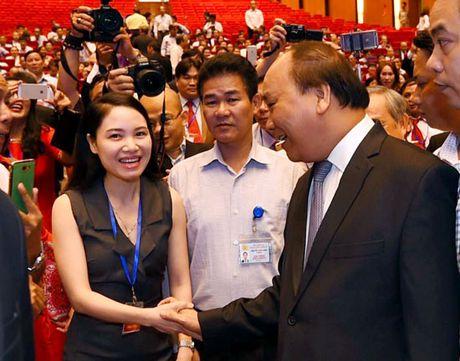 31 doanh nghiep Nghe An truc tiep du hoi nghi gap Thu tuong Chinh phu - Anh 3