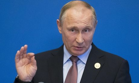 Putin co the chung minh Trump khong tiet lo thong tin mat voi Nga - Anh 1