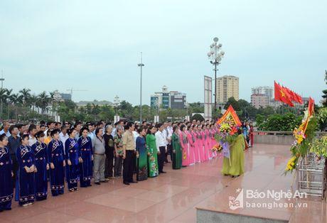 Khai mac Le hoi Lang Sen nam 2017 - Anh 3