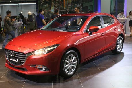 Gia xe Kia, Mazda da cham day, khong bien dong trong nam 2018? - Anh 1