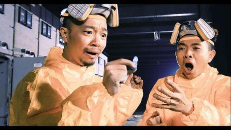 BigDaddy tiep suc them cho PB Nation voi MV moi thuc hien tai Hong Kong - Anh 1
