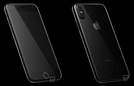 Galaxy Note 8 va iPhone 8 quyet canh tranh ngoi vi smartphone man hinh lon nhat - Anh 1