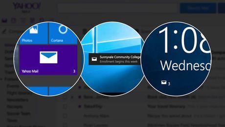 Ung dung Yahoo Mail cho Windows 10 se ngung hoat dong vao tuan toi - Anh 1