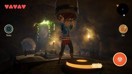 'Bom tan' game di dong Oceanhorn 2 tung gameplay dau tien - Anh 4