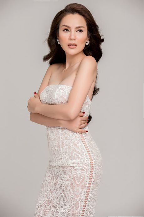 A hau Phuong Le: 'Dan ong khong muon xuat hien ben nguoi phu nu xau' - Anh 2