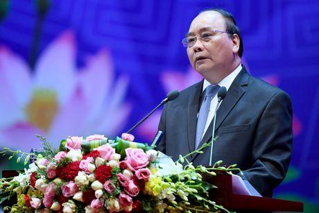 Sang nay khai mac Hoi nghi Thu tuong va doanh nghiep lan hai - Anh 1