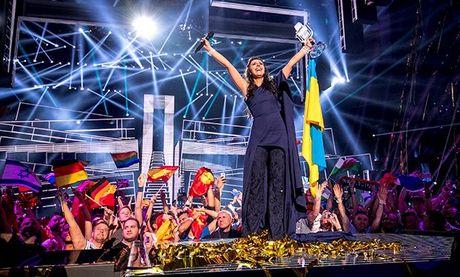 Ngoai dau da chinh tri, Eurovision van la chien thang cho am nhac - Anh 3