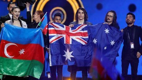 Ngoai dau da chinh tri, Eurovision van la chien thang cho am nhac - Anh 4