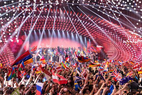 Ngoai dau da chinh tri, Eurovision van la chien thang cho am nhac - Anh 5