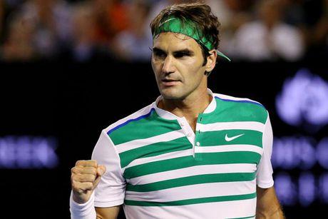 Roger Federer bat ngo bo giai Phap mo rong - Anh 1