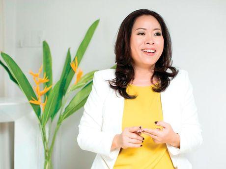 Chu tich Unilever Viet Nam: Thanh cong khong quan trong bang hanh phuc - Anh 1