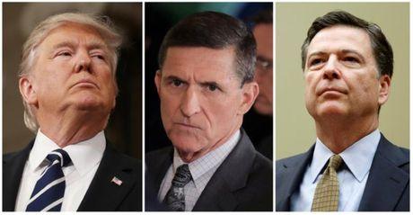 Ong Trump tung de nghi giam doc FBI ngung dieu tra moi lien he voi Nga - Anh 1