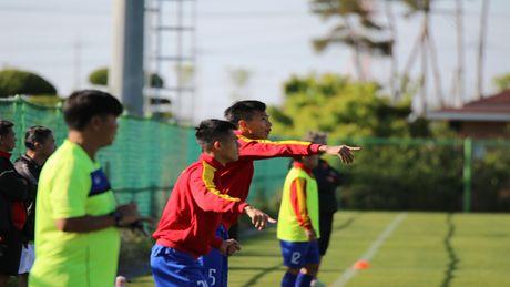 Chieu nay U20 Viet Nam chot danh sach: Triu long ke o, nguoi di - Anh 1
