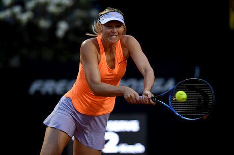 Sharapova chinh thuc lo hen Roland Garros 2017 - Anh 1