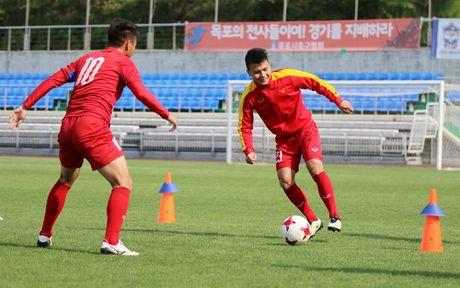U20 Viet Nam luyen 'vu khi bi mat' chuan bi cho World Cup - Anh 1