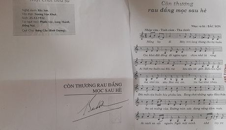 Cap phep ca khuc truoc 1975: Chi nhu nuoc do xuong bien - Anh 2
