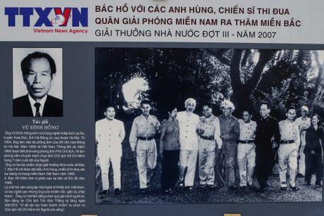 Anh cua TTXVN doat Giai thuong Nha nuoc va Ho Chi Minh qua cac thoi ky - Anh 10