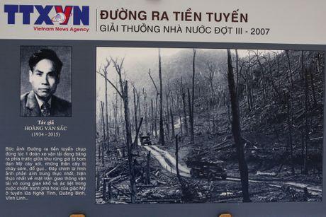 Anh cua TTXVN doat Giai thuong Nha nuoc va Ho Chi Minh qua cac thoi ky - Anh 11