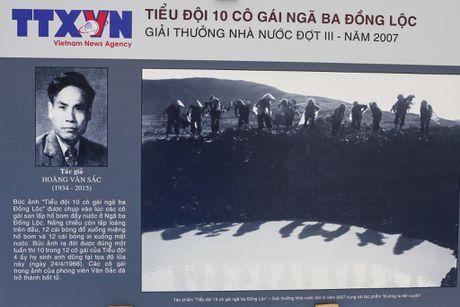 Anh cua TTXVN doat Giai thuong Nha nuoc va Ho Chi Minh qua cac thoi ky - Anh 12