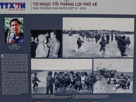 Anh cua TTXVN doat Giai thuong Nha nuoc va Ho Chi Minh qua cac thoi ky - Anh 13