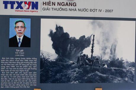 Anh cua TTXVN doat Giai thuong Nha nuoc va Ho Chi Minh qua cac thoi ky - Anh 14