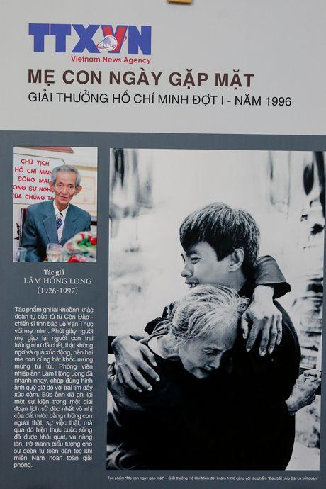 Anh cua TTXVN doat Giai thuong Nha nuoc va Ho Chi Minh qua cac thoi ky - Anh 2