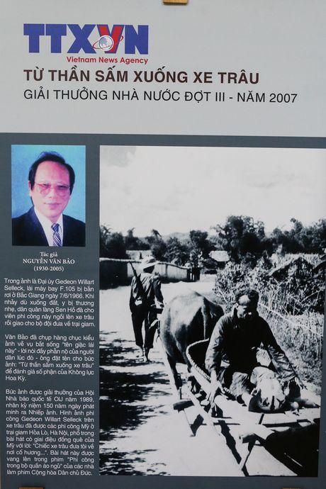 Anh cua TTXVN doat Giai thuong Nha nuoc va Ho Chi Minh qua cac thoi ky - Anh 5
