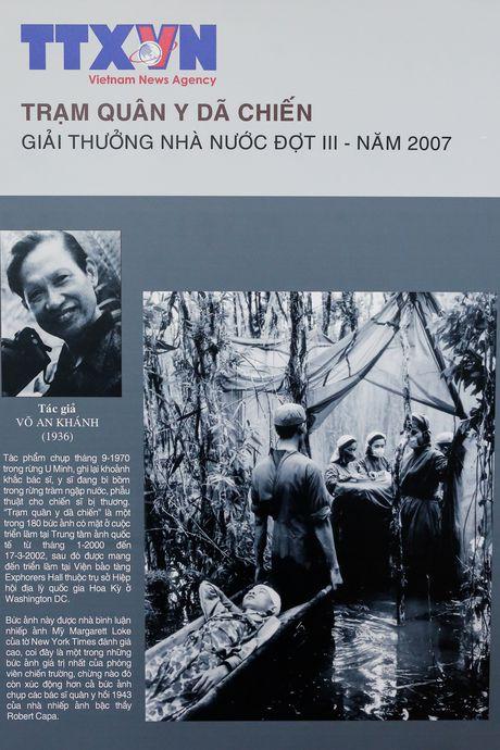 Anh cua TTXVN doat Giai thuong Nha nuoc va Ho Chi Minh qua cac thoi ky - Anh 6