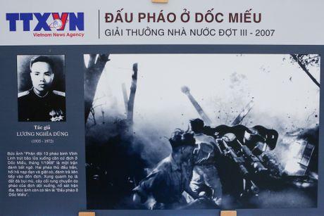 Anh cua TTXVN doat Giai thuong Nha nuoc va Ho Chi Minh qua cac thoi ky - Anh 7