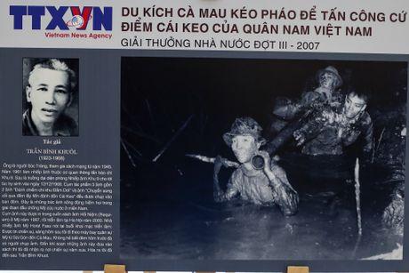 Anh cua TTXVN doat Giai thuong Nha nuoc va Ho Chi Minh qua cac thoi ky - Anh 9