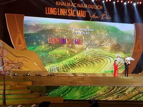 Le khai mac Nam du lich Yen Bai voi chu de 'Lung linh sac mau Yen Bai' - Anh 1