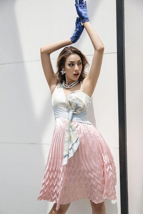 Lilly Nguyen gay xao xuyen voi hinh tuong 'nu hoang sac dep' - Anh 6