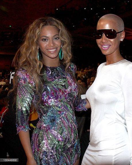Amber Rose cong khai thua nhan pha hoai gia dinh Beyonce – Jay Z? - Anh 1