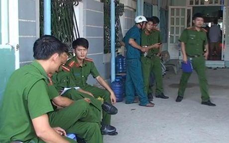 Tai xe dam chet chu vua mua rom o Binh Thuan - Anh 2