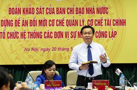 Co the giam hang tram dau moi don vi su nghiep y te - Anh 1