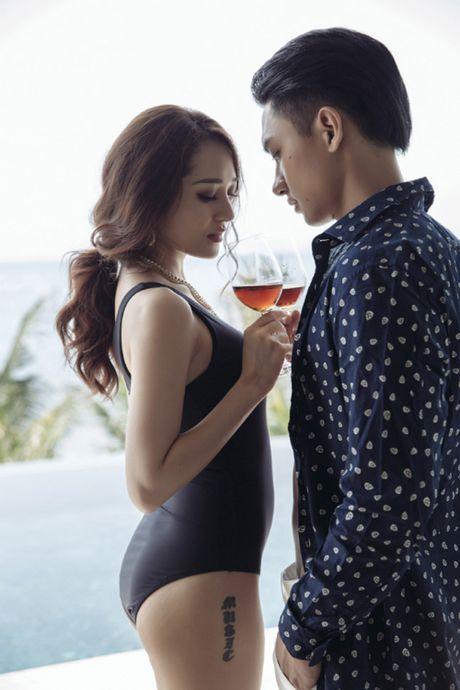 Duong cong Bao Anh nong ray the nay, bao sao Ho Quang Hieu khong me - Anh 8