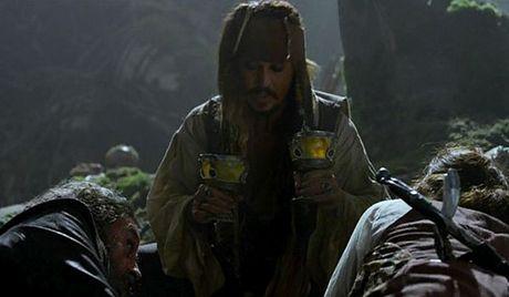 Cuop bien vung Caribe va 6 cau hoi bo ngo ve thuyen truong Jack Sparrow - Anh 4