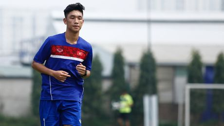 U20 Viet Nam nhan hung tin truoc 'gio G' - Anh 1