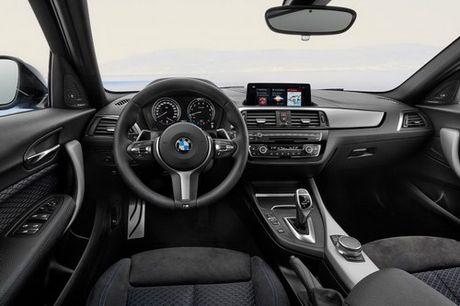 BMW 1-Series 2017: Nang cap nhe, bat mat hon - Anh 3